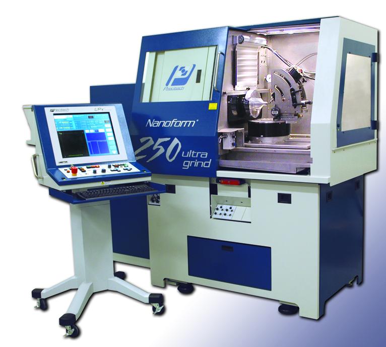 Máquina de torneamento de diamante Precitech