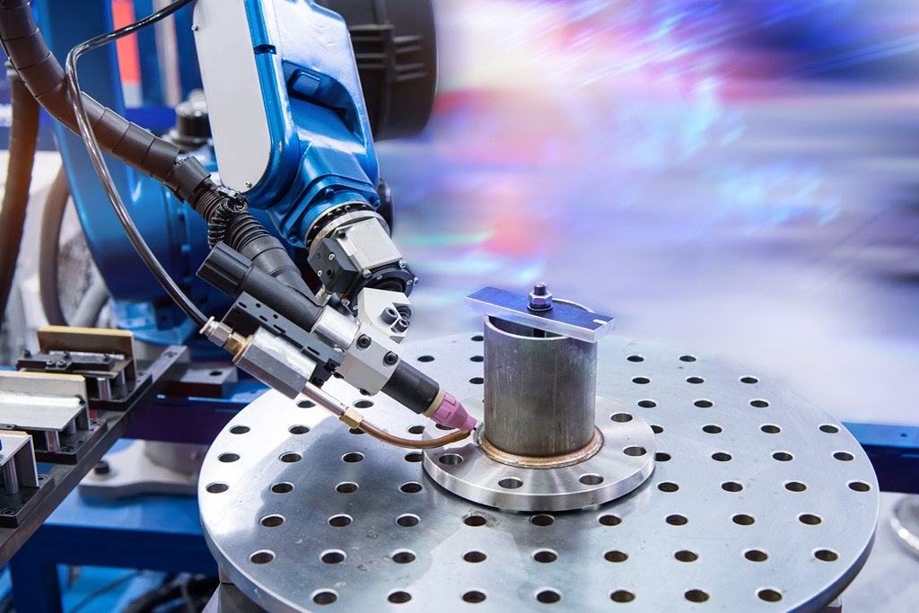 Image of precision laser technologies for welding