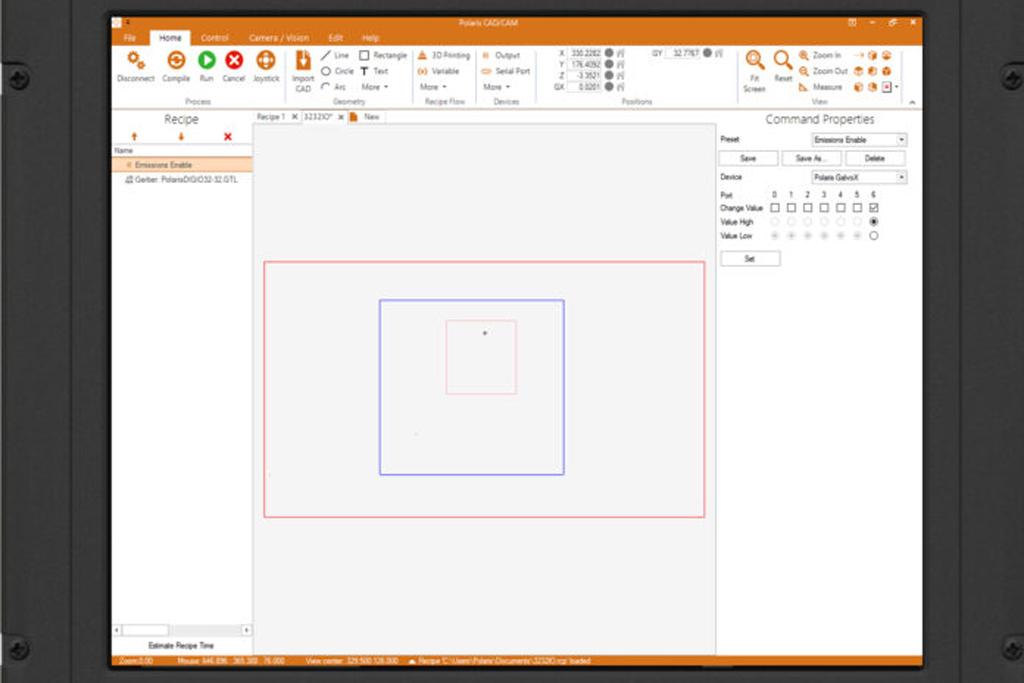 Polaris CAD/CAM