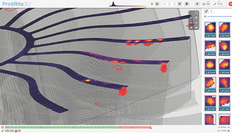 Image of Sigma Labs Surface Profile